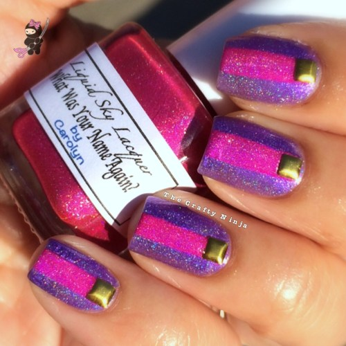 Holographic Stripes