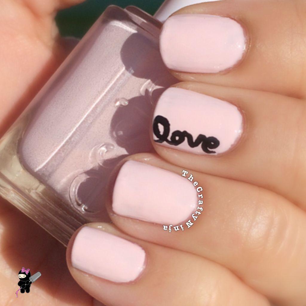 Love Nail Art: Three Designs: Valentine's Nails