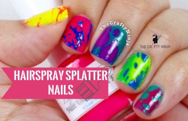 Youtube Hairspray Splatter