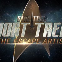 Rainn Wilson writes the theme tune, sings the theme tune of the fourth Star Trek: Short Treks - The Escape Artist Review
