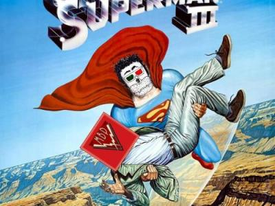 The Movie Bunker Podcast Superman III