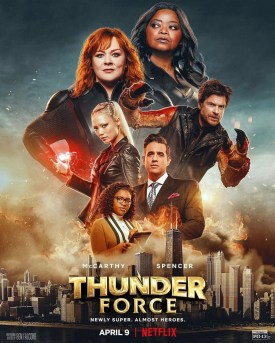 Thunder Force Review