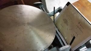 Craftsmen Monarch Platen Press