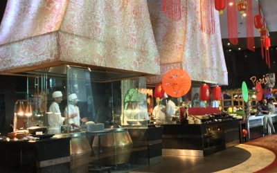 The Cantonese Food Festival at Sofitel, BKC, Mumbai.