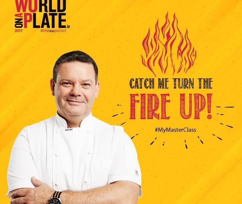 Want to meet Chef Gary Mehigan and other Masterchef's and learn their secret recipes? Here's how.