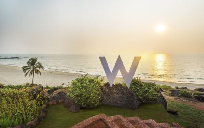 Visiting Goa? Stay at the chic and luxurious W Goa for a perfect gateway.