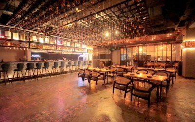 Visit this new mythological inspired resto-bar in Kamala Mills for delicious modern Indian food.