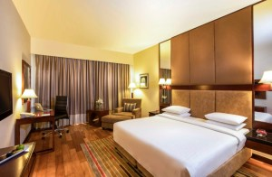 Deluxe King Room at Courtyard by Marriott Ahmadabad
