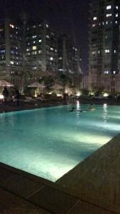 Poolside,Vivanta by Taj President Mumbai