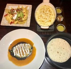 Dinner at Amerigos, Park Inn by Radisson Blu.