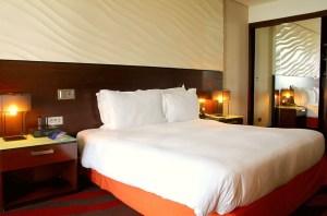 Room at Radisson Blu Yas Island Abu Dhabi