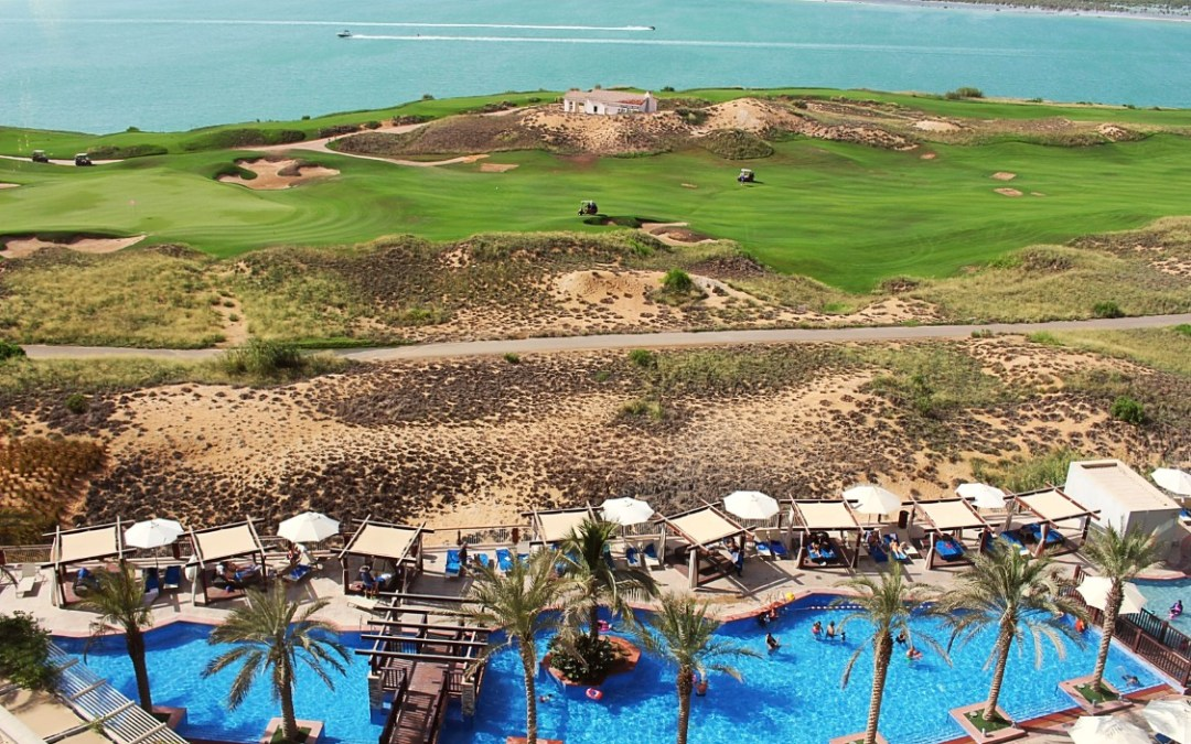 Experience the perfect vacation at Radisson Blu Yas Island Abu Dhabi.