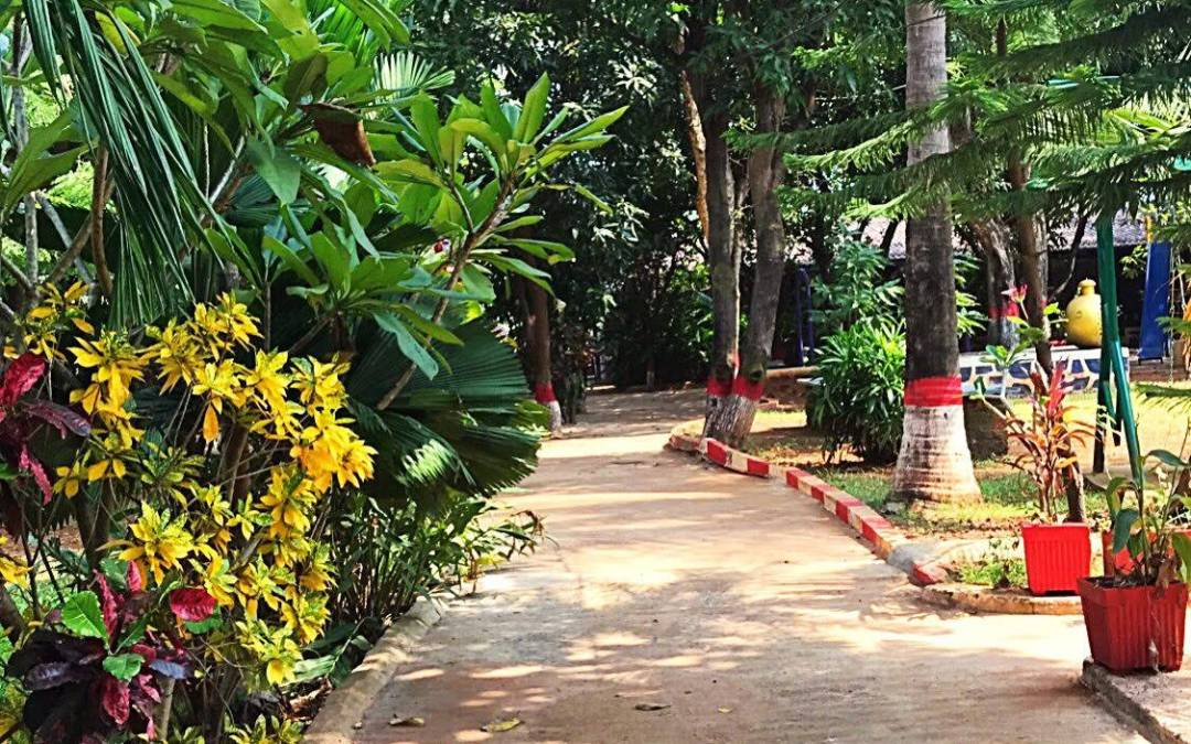 Relax in the cradle of nature at this beautiful resort just 2 hours away from Mumbai.