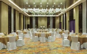 Ballroom, Radisson Blu Ajman.