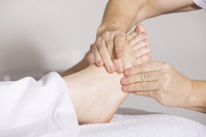 Foot Massage at ReMedi Spa.