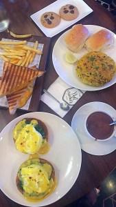 breakfast at The Nutcracker Kala Ghoda