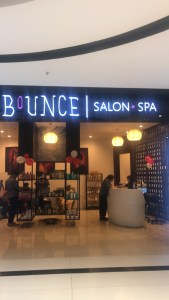 Bounce Salon and Spa, VR Bengaluru.