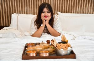 Don't feel like getting out of bed? Enjoy an eatwell and sleepwell menu at Westin Pune.