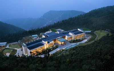 Escape to the hills at JW Marriott Mussoorie Walnut Grove Resort & Spa.