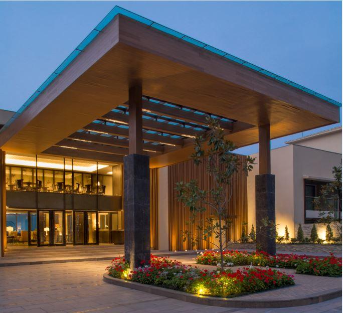 JW Marriott Mussoorie Walnut Grove Resort and Spa.