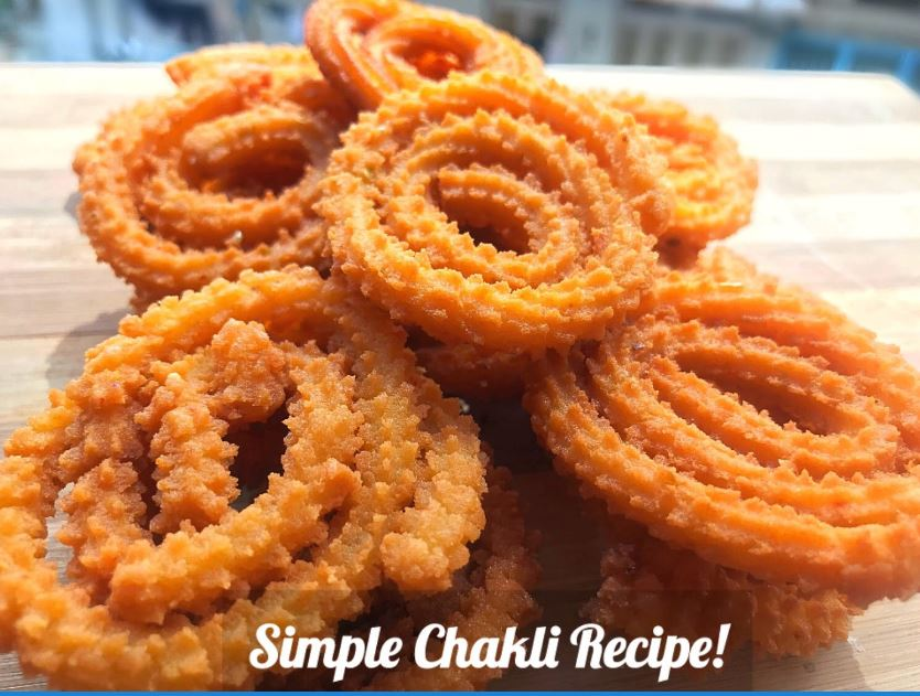 Simple Chakli Recipe in under 20 mins. Festive special snack!