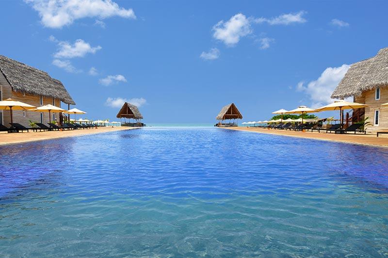 Maalu Maalu Resort & Spa, Passikuda, Sri Lanka.