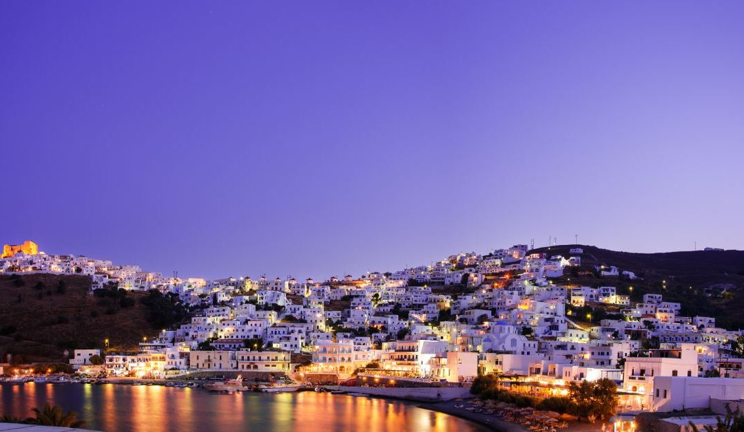 Visit the secret Greek island of Astypalaia, the butterfly of the Aegean Sea.