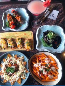 Delicious food at Playboy Lounge, Express Inn Nashik.