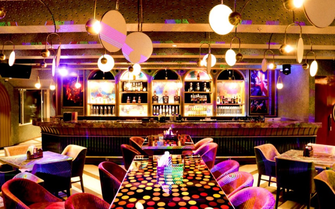 Party the night away at Playboy Lounge, Express Inn Nashik.