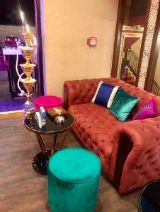 Hoozoor Sheesha Lounge, Big Daddy Goa.