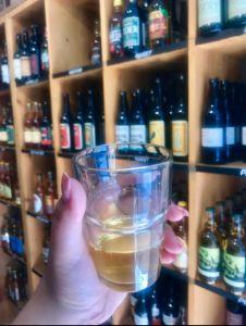 Cider Tasting at Bristol Cider Shop.