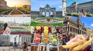Brussels. Belgium :  A must visit.