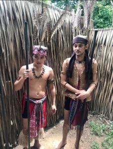 Meet the amazing tribals at Mari Mari Cultural Village, Sabah.