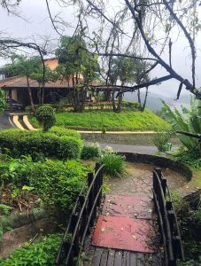 The gorgeous nature trail at Ekaant the Retreat, Lavasa.