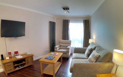 The Knight Residence Edinburgh – Luxury Serviced Apartments.