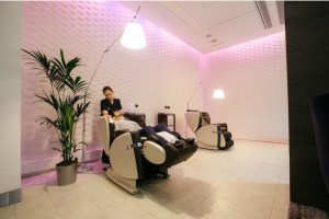 Elemis Spa at Heathrow Terminal 5.