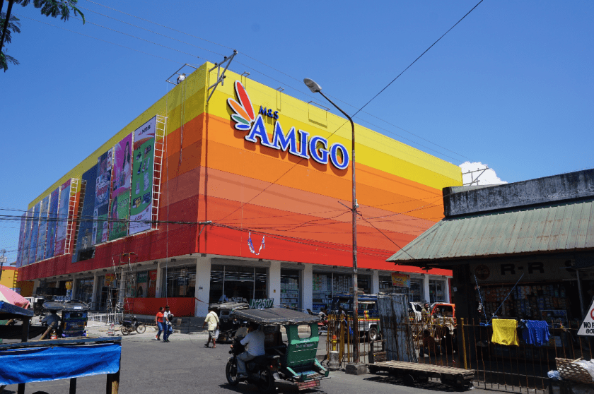 Amigo Dipolog shopping center