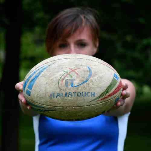 Touch Rugby Nazionale Italiana | Copertina