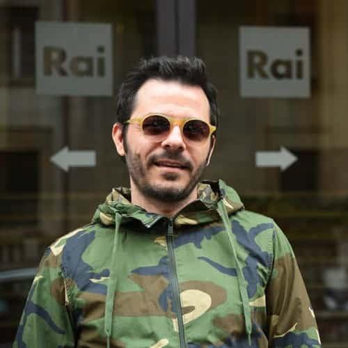 Pierluigi Ferrantini leader dei Velvet e conduttore radiofonico