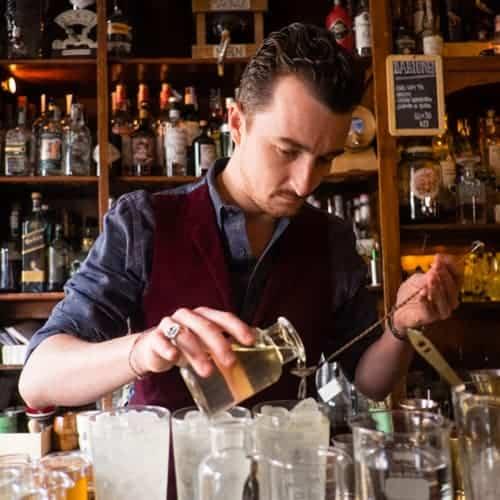 Flavio Angiolillo - Bartending MAG Café Milano