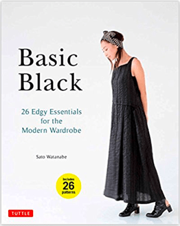Basic Black 26 Edgy Patterns For The Modern Wardrobe Sato Watanabe