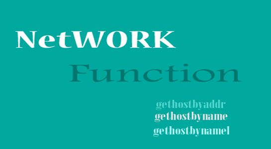 gethostbyaddr function in PHP