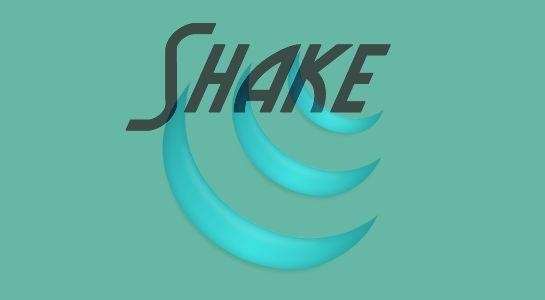 shake effect using jquery