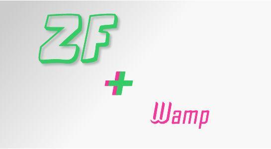 How to install zend framework on wamp