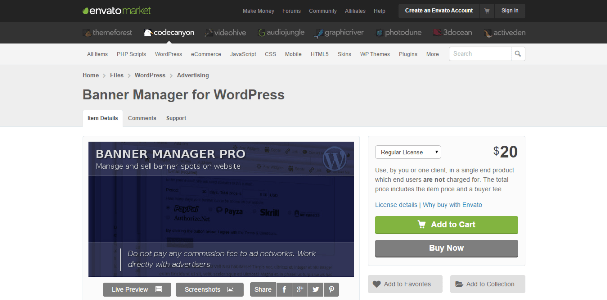 Banner Manager Pro