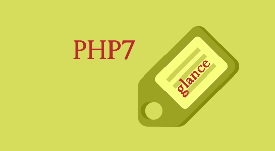 php 7 at glance