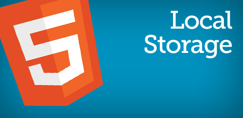 Storing Objects in Html5 Local Storage