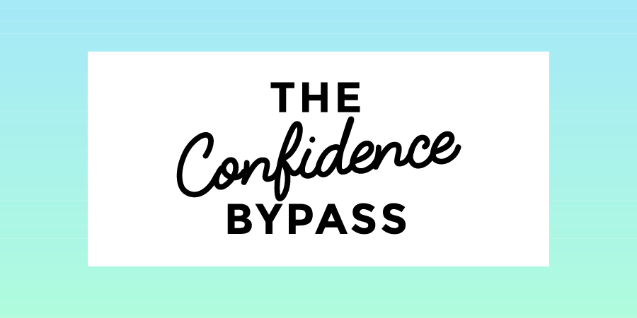 What is a 'Confidence Bypass' exactly? Find out more and how to avoid making a wrong turn...