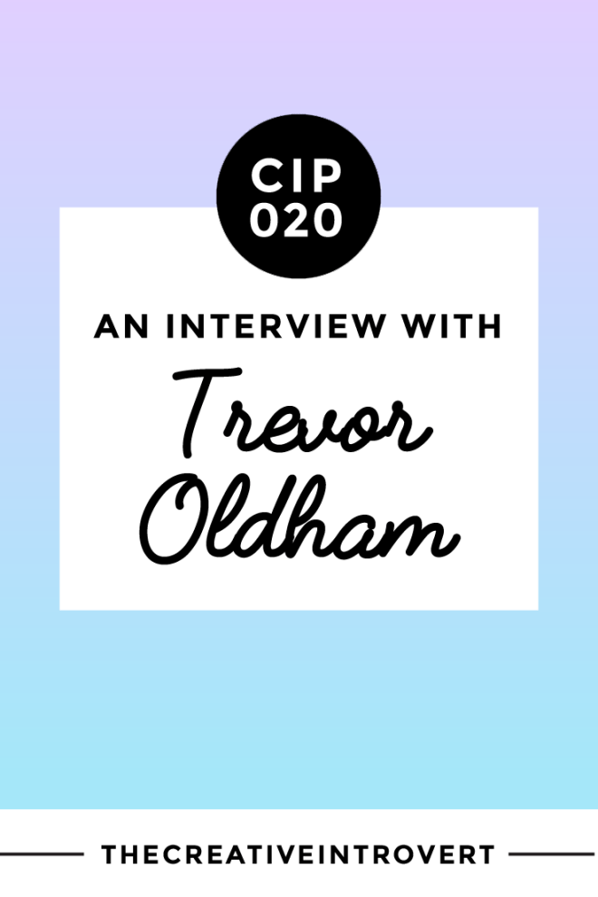 Interview with Trevor Oldham