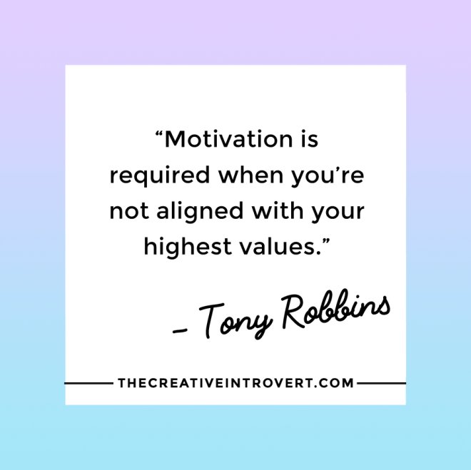 Tony Robbins Motivation Quote